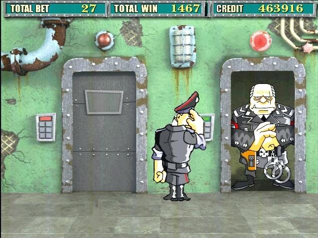 Konami slot games free online